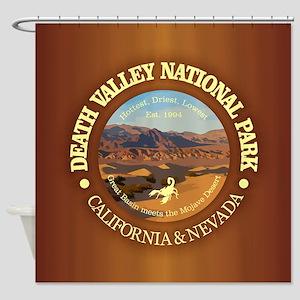 Death Valley NP Shower Curtain