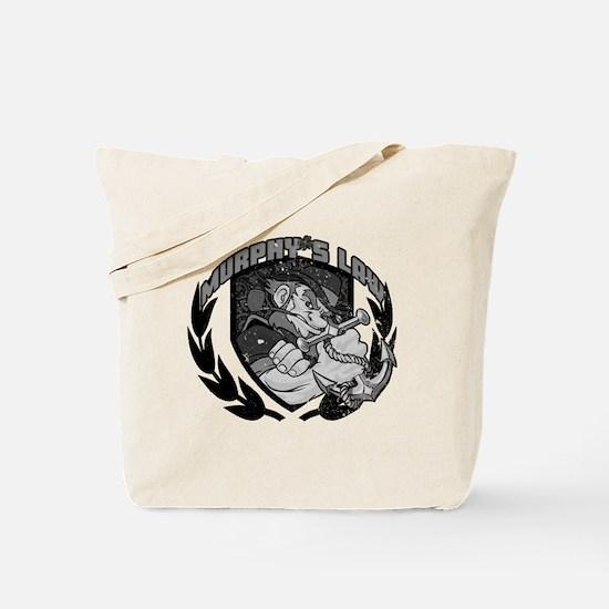 Cute Murphys law Tote Bag