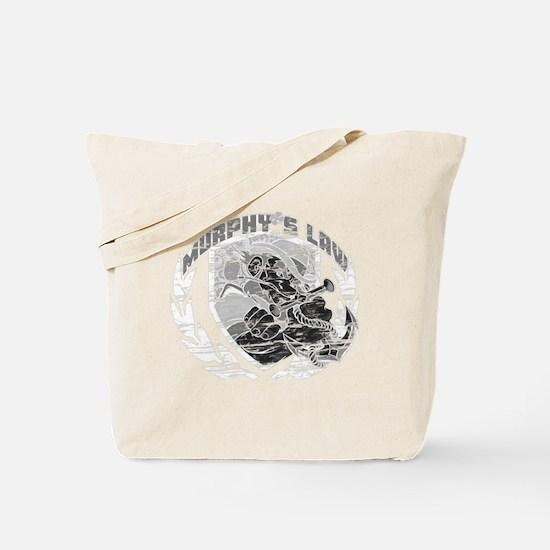 Cool Murphys law Tote Bag