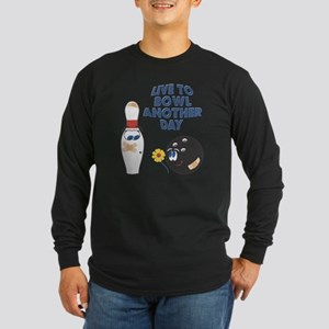 Live To Bow Long Sleeve T-Shirt