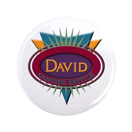 "David 3.5"" Button (100 pack)"