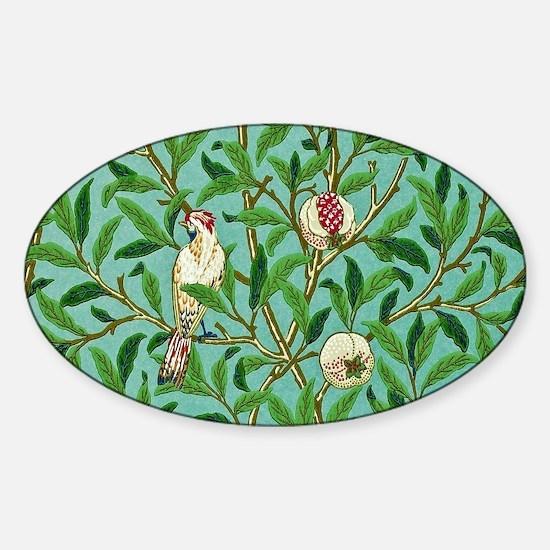 William Morris Design Decal