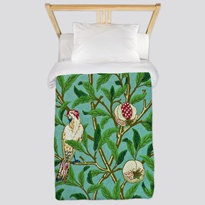 William Morris Design Twin Duvet Cover