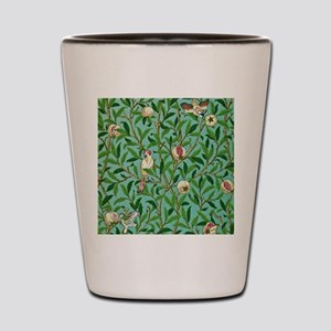 William Morris Design Shot Glass