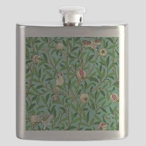 William Morris Design Flask
