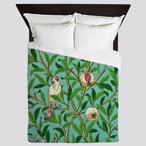 William Morris Design Queen Duvet