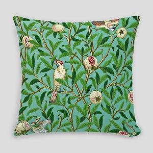 William Morris Design Everyday Pillow