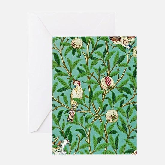 William Morris Design Greeting Cards