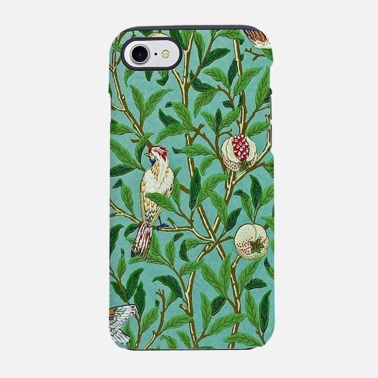 William Morris Design iPhone 7 Tough Case