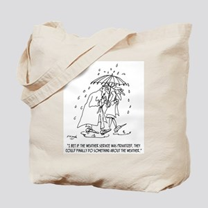 Weather Cartoon 1275 Tote Bag