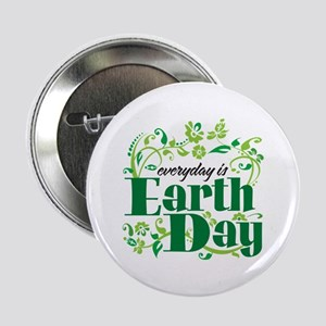 "Earth Muffin 2.25"" Button"