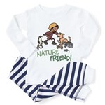 Saha: Nature Friend Toddler Pajamas