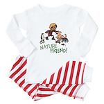 Saha: Nature Friend Baby Pajamas