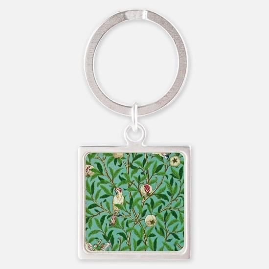 William Morris Design Keychains