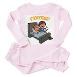 Sigdi: Storytime! Toddler Pink Pajamas