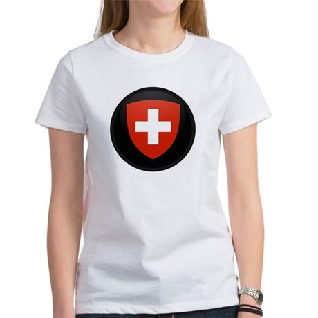 Coat of Arms of Switzerland Women's T-Shirt
