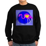 flamingo Sweatshirt (dark)