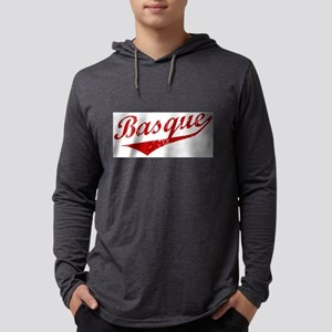 Basque Swoosh Long Sleeve T-Shirt
