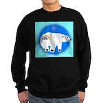 Polar Bear Sweatshirt (dark)
