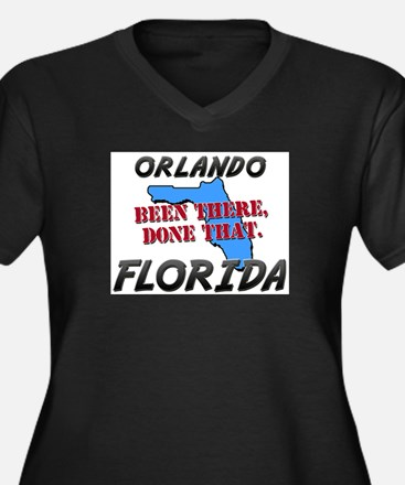 orlando florida - been there, done that Women's Pl