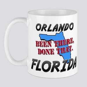 orlando florida - been there, done that Mug