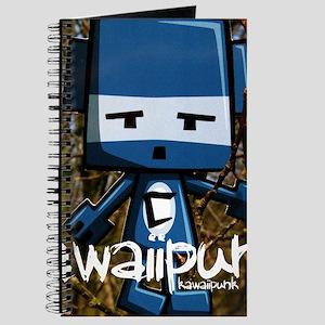Cubist Mascot Photo Journal