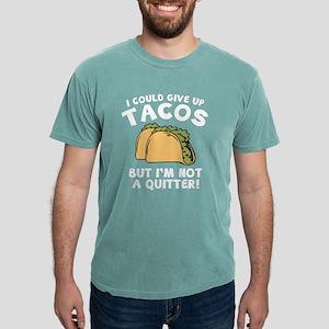 35e81004c I Love Tacos Men's Comfort Color® T-Shirts - CafePress