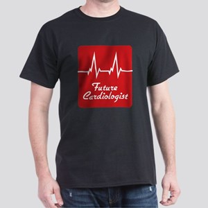 Future Cardiologist Dark T-Shirt