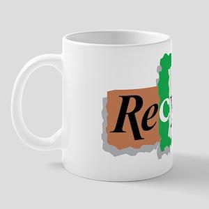 Let's Recycle Mug