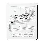 Honey Cartoon 9497 Mousepad