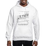 Honey Cartoon 9497 Hooded Sweatshirt
