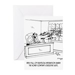 Honey Cartoon 9497 Greeting Cards (Pk of 10)