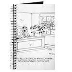 Honey Cartoon 9497 Journal