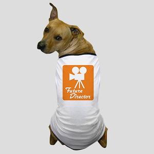 Future Director Dog T-Shirt