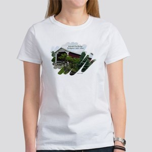 Rebuild The Bridge Women's T-Shirt