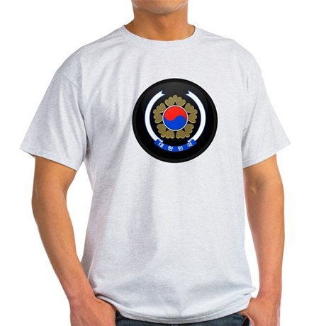 Coat of Arms of South Korea Light T-Shirt