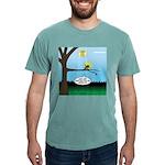 Lemming Leaf Coach Mens Comfort Colors® Shirt