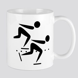 Speedskating Mug