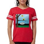 Lemming Leaf Coach Womens Football Shirt