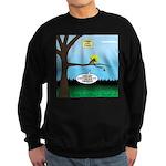 Lemming Leaf Coach Sweatshirt (dark)