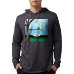 Lemming Leaf Coach Mens Hooded Shirt