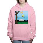 Lemming Leaf Coach Women's Hooded Sweatshirt