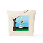 Lemming Leaf Coach Tote Bag