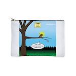 Lemming Leaf Coach Makeup Bag