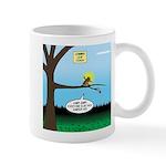 Lemming Leaf Coach 11 oz Ceramic Mug