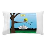 Lemming Leaf Coach Pillow Case
