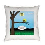 Lemming Leaf Coach Everyday Pillow