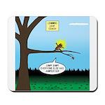 Lemming Leaf Coach Mousepad