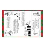 Hatbag Holidays Postcards (Package of 8)