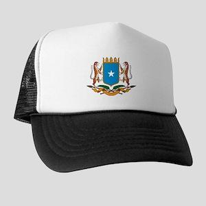 somalia Coat of Arms Trucker Hat